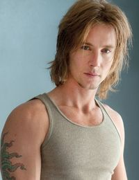 Greg Cipes, American actor, voice actor, singer, musician, composer, and professional surfer.