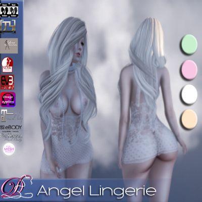DESIRE - ANGEL LINGERIE