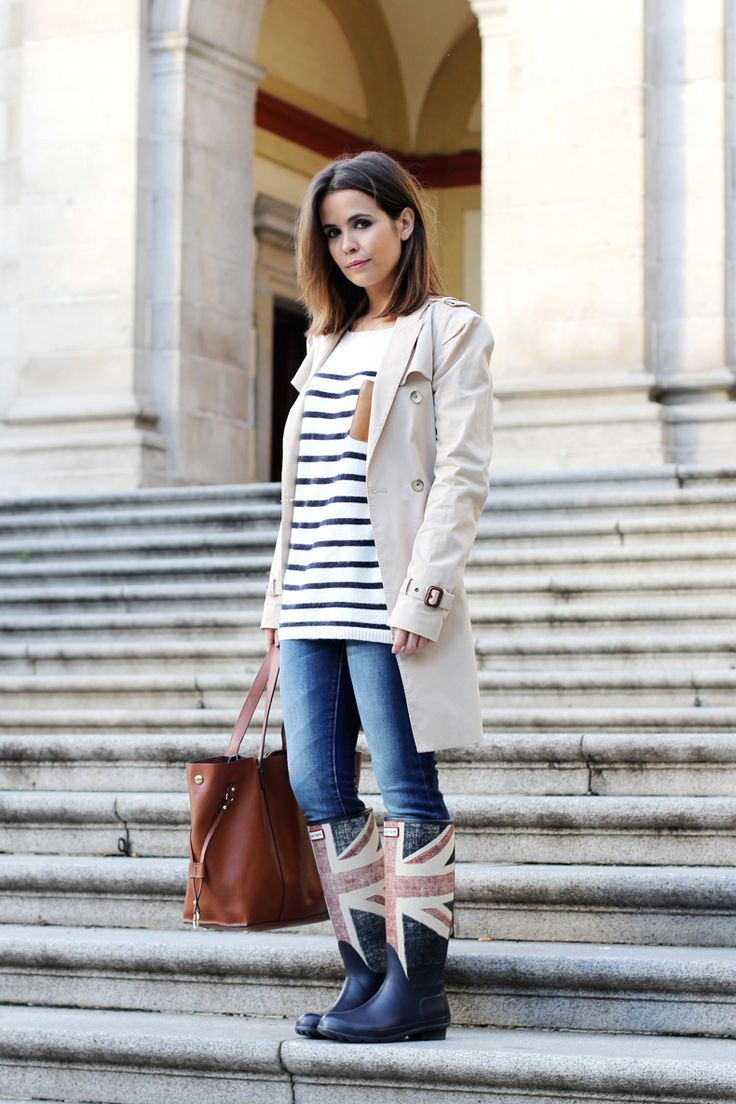Chic And Casual Rainy Day Outfits Style Outfits
