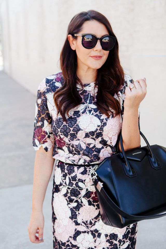 I have always loved matching separates. There is something very Jackie O about two pieces that match completely for one outfit, don't you think? I have been seeing this trend pop up from time to...