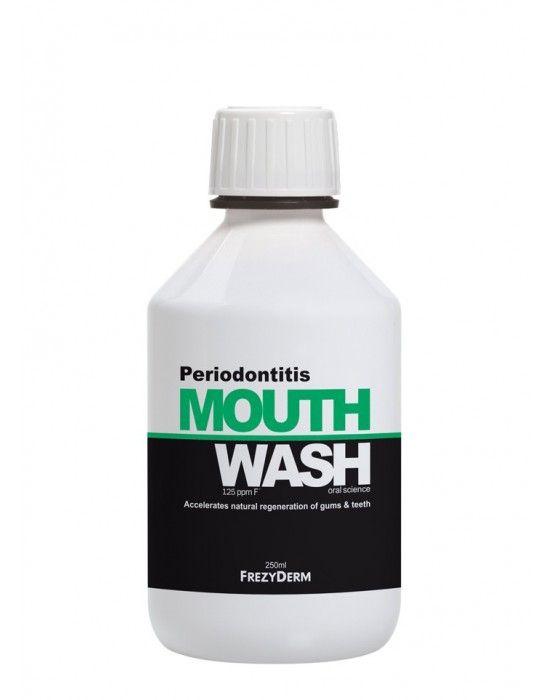 FREZYDERM MOUTHWASH PERIODONTITIS 250ML - ΝΕΟ ΠΡΟΙΟΝ