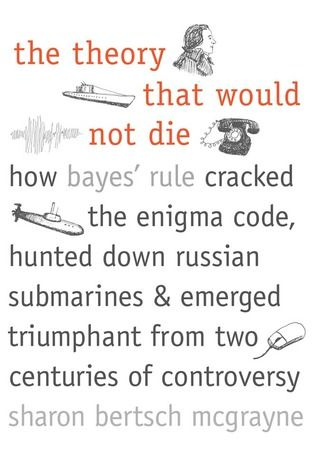 Best 25 bayes rule ideas on pinterest bayes theorem the theory that would not die how bayes rule cracked the enigma code fandeluxe Choice Image