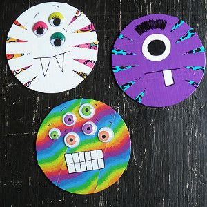 I love this collection of What to Do With CDs: 9 Recycled Crafts from Household Items; there's finally a use for those old CDs!!