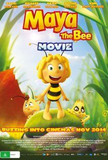 Maya the Bee Movie. Germany. Kodi Smit-McPhee, Noah Taylor, Richard Roxburgh. Directed by Alexs Stadermann.  2014