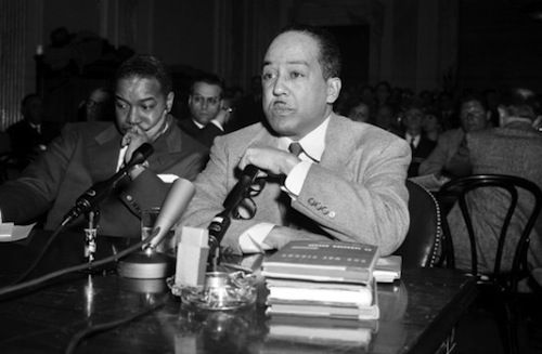 Langston Hughes's Poem 'Goodbye, Christ' Examined in Depth at Religion&Politics: La Jpg 477 377, Literature News, Hughes S Poem, Hearing People, Strong Seedplantedin, Langston Hughes S, Fellow Hasto, Hasto Standon, Everthrough Compromise
