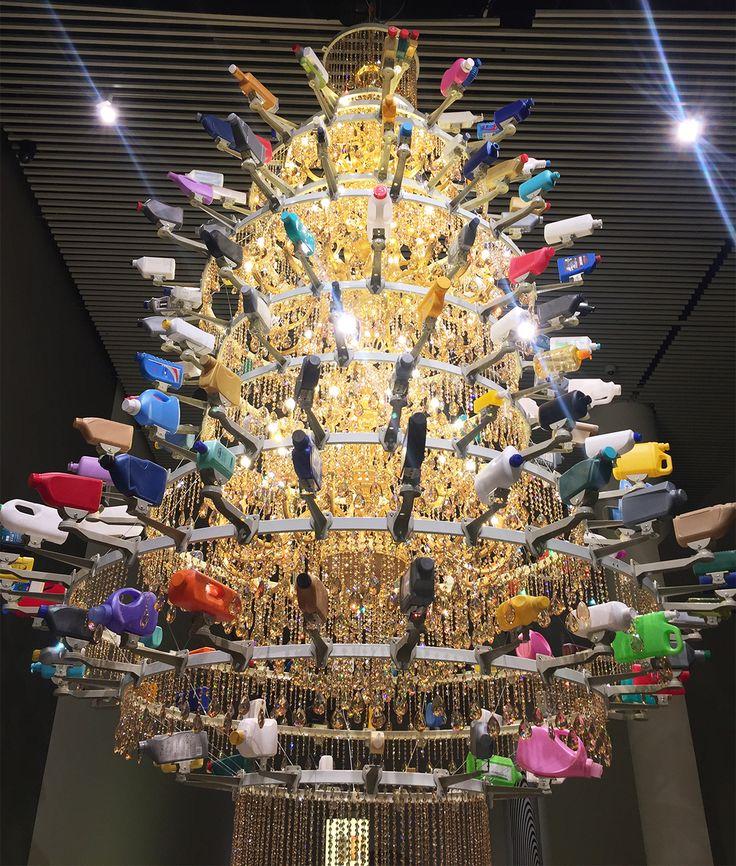 A New Dynasty – Created in China - en udstilling på AROS med masser af kinesisk symbolik og samfundskritik. Et besøg værd!