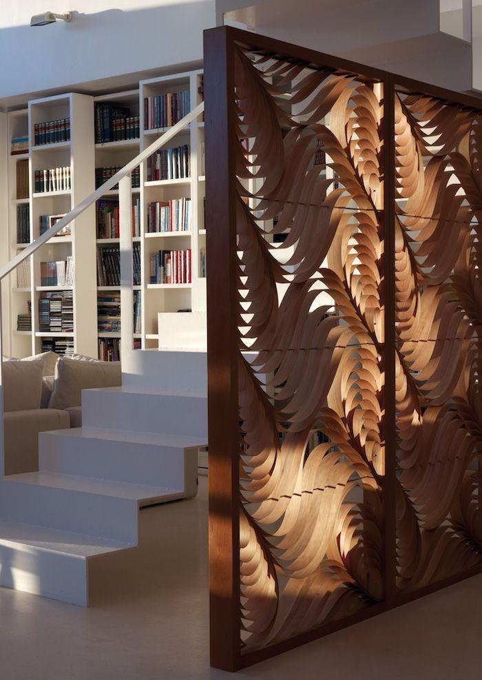 87 Design De Claustra Interieur Cloison Bois Cloison Claustra