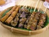 resep masakan SATE HATI AMPELA (JAKARTA)