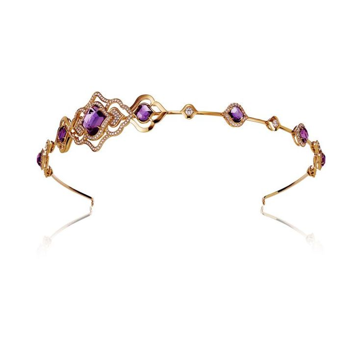 Chopard Empress Jewellery Box collection Imperiale headband