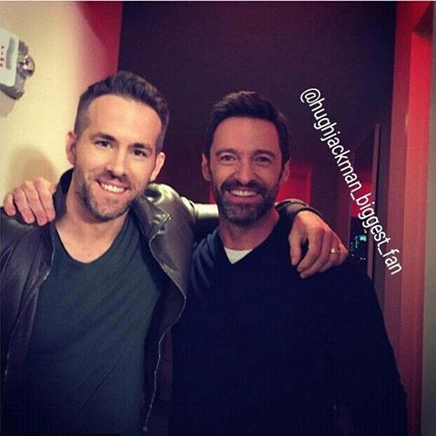 Bring the bromance back! Ryan Reynolds wants to do a combined Deadpool and Wolverine movie with Hugh Jackman.  #thehughjackman #hughjackman #actor #hollywood #australian #sexiestmanalive #man #musical #dancer #singer #talent #famous #unbeatable #beautiful #hot #goodlooking #handsome #cool #warmhearted #friendly #attractive #fit #ryanreynolds #deadpool #wolverine #movie #famouspeople #inagoodmood #smile