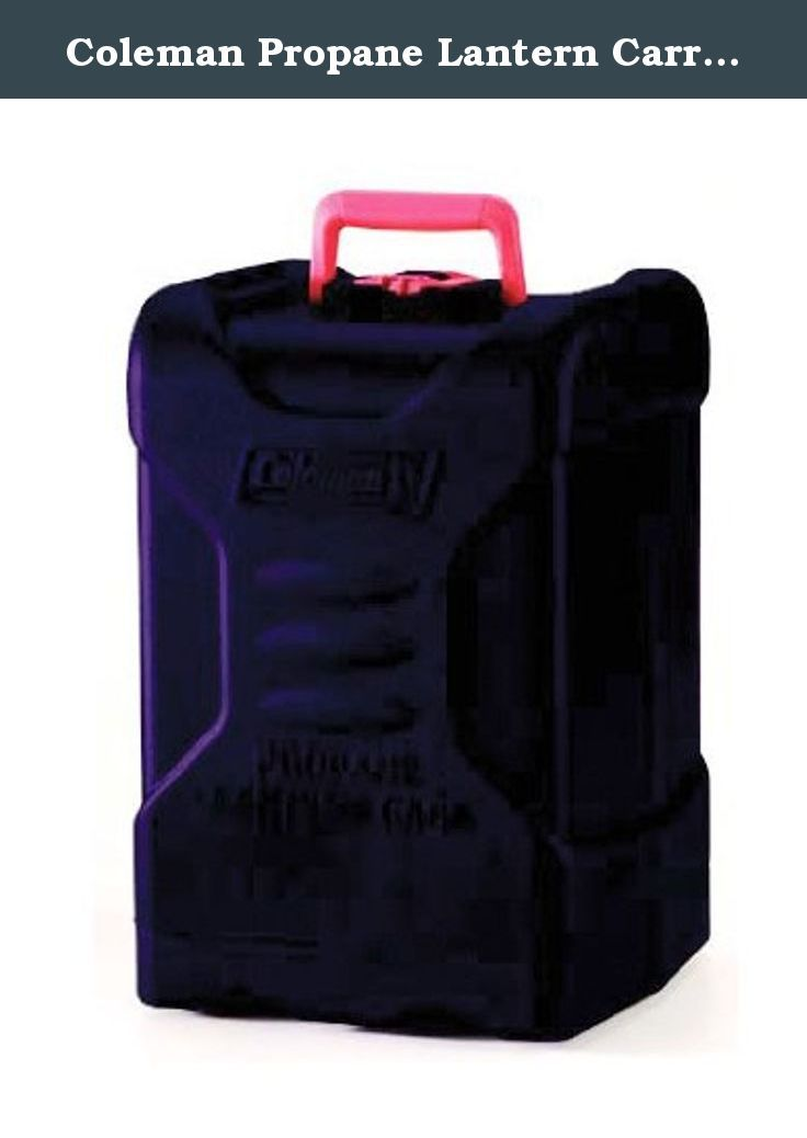 Coleman Propane Lantern Carry Case. Protect your lantern with the Coleman Propane Lantern Carry Case so it'll be ready to go the next time you head outdoors. This tough case helps protect against dents, scratches and broken globes. Inside, a plastic insert lets you customize the size of the space your lantern rests in. The base has room for extra mantles and miscellaneous other items. The case latch locks securely and is positioned at the top for easy loading and unloading. Simply let…