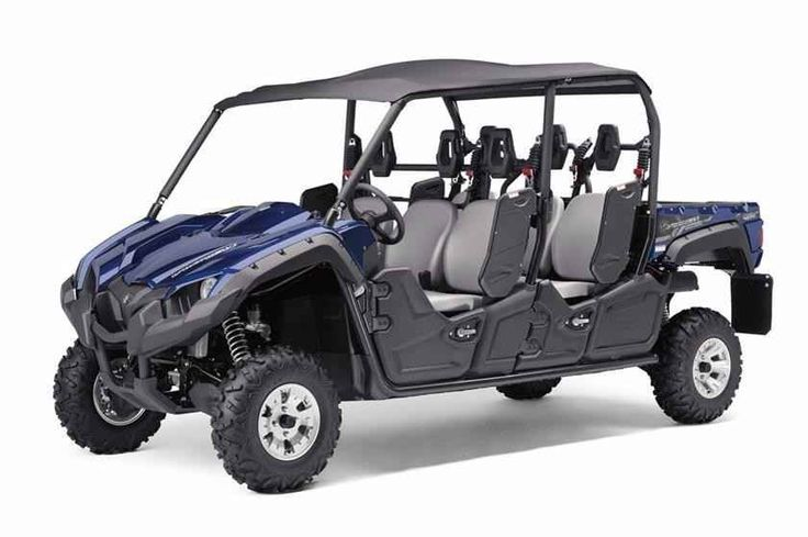 New 2017 Yamaha VIKING VI EPS SE ATVs For Sale in South Carolina. CHORE-CHASING GOOD LOOKSViking VI EPS SE offers smooth looks and a quiet ride showcasing superior off-road capability, comfort and convenience for six.