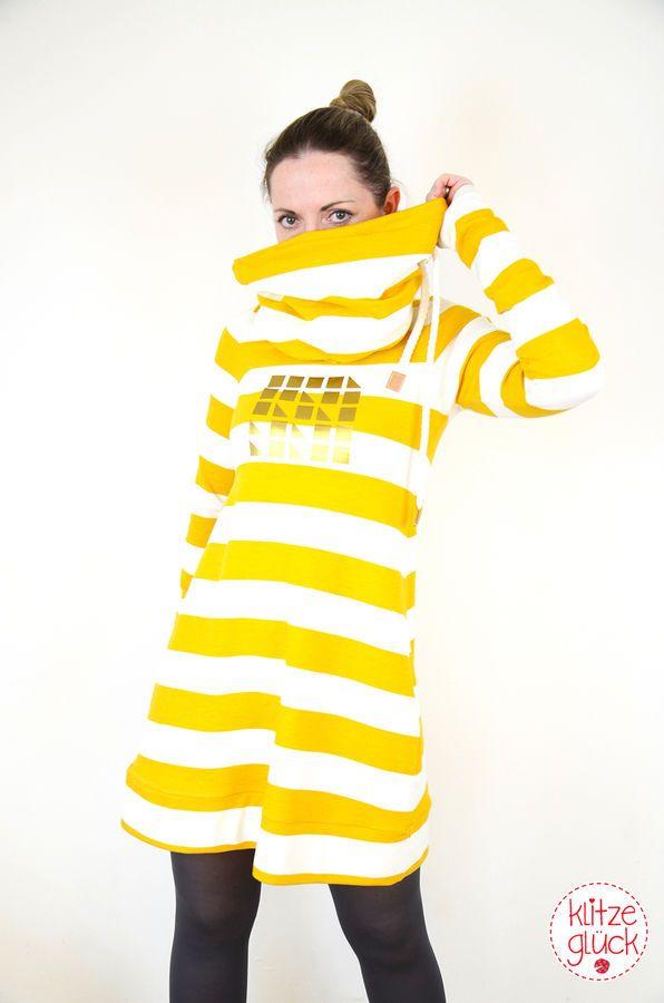 Kleid und Tunika VESTIS, Gr. 32-48 - Nähanleitungen bei Makerist
