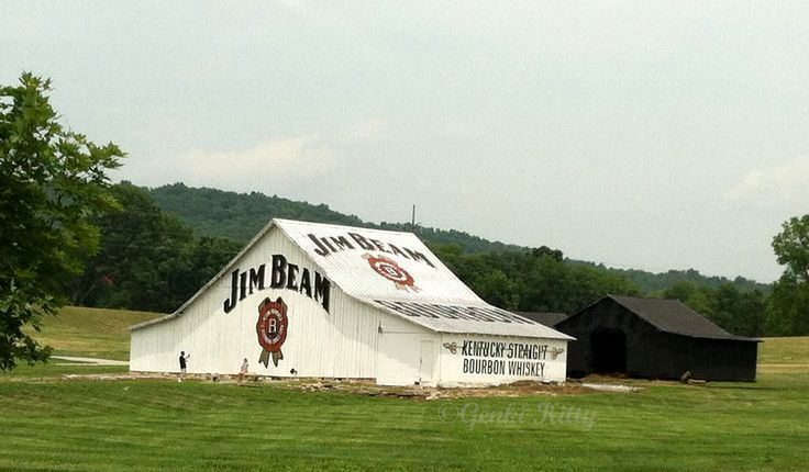 Jim Beam Distillery #bourbon #tour #jimbeam #kentucky