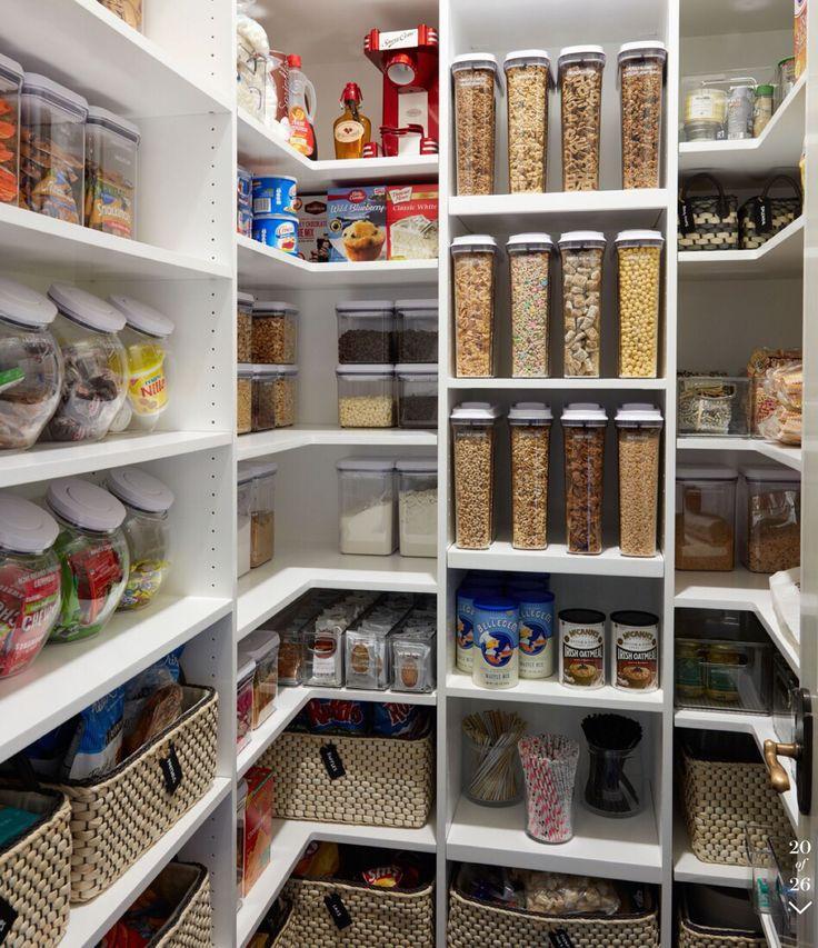 14 Best Walk In Pantry Butlers Pantry: 212 Best Walk In Pantries & Food Storage Images On