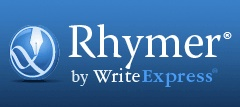 FREE Online Rhyming Dictionary -- pretty broad selection of rhyming words with each search