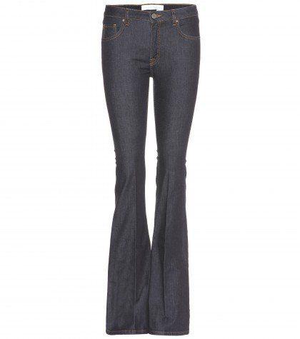 Pin for Later: Die wilden Siebziger sind zurück! Schlaghose Victoria Beckham Denim Jeans (275€)