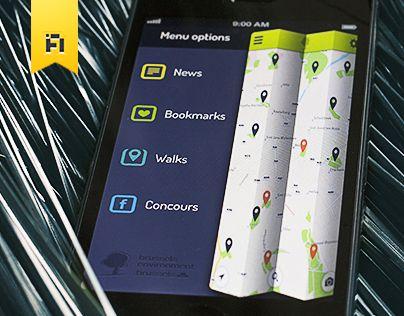 Irisgreen iPhone app