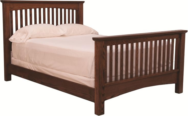 King mission bed plans woodworking projects plans for Mission bed plans