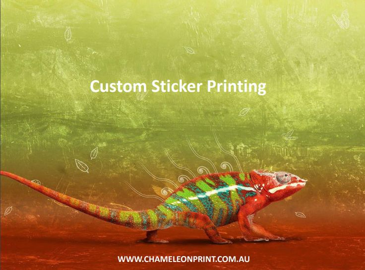 Our flexibility in #Custom #Sticker #Printing, we are able to offer competitive prices and turnarounds on all types.  Whether it's a sticker for your bumper, or a label for a #supermarket shelf, we are able to produce it for you in small or large #print runs.