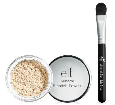e.l.f. Mineral Blemish Kit DUPE FOR: bareMinerals Blemish Therapy