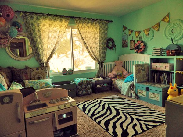 17 Best Images About Kids Room On Pinterest Window Seats