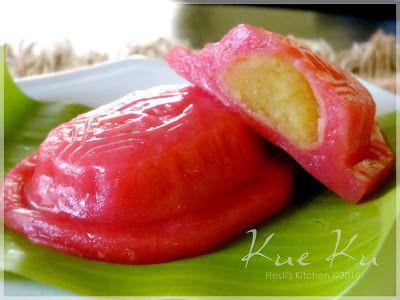HESTI'S KITCHEN : yummy for your tummy: Kue Ku