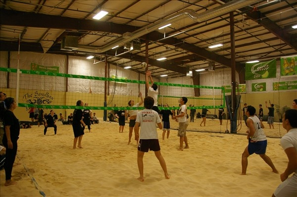 Indoor Beach Volleyball Birthday Party Private Parties