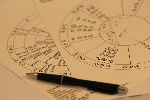 Basic Astrology Natal Chart Reading (Your Chart's Building