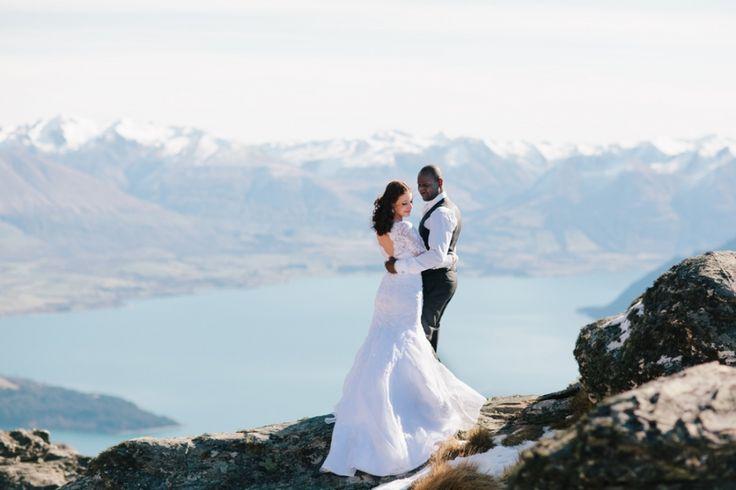 Queenstown Wedding, Mountain Weddings  - Elopement Wedding - Wedding Planner: Boutique Weddings NZ, Photography by Alpine Image Company www.alpineimages.co.nz