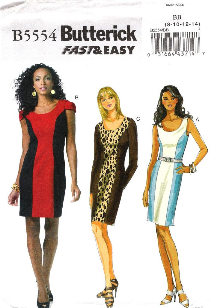 339 besten Butterick Women\'s/Misses\' Sewing Pattern Collection ...