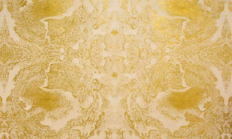 Richard Wright, gold leaf painting, winner of the Turner Prize