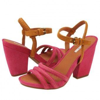 Sandale dama Geox roz