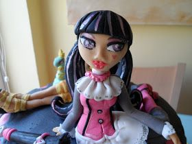 Tartas De Sande: TARTA MONSTER HIGH