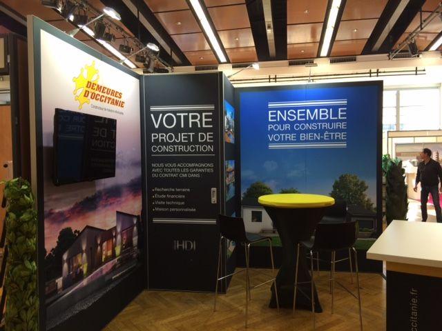 Exhibition Booth Graphics : Creative corner booth panoramic modular display design