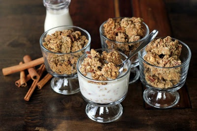 Grain-free, Low-Carb Granola