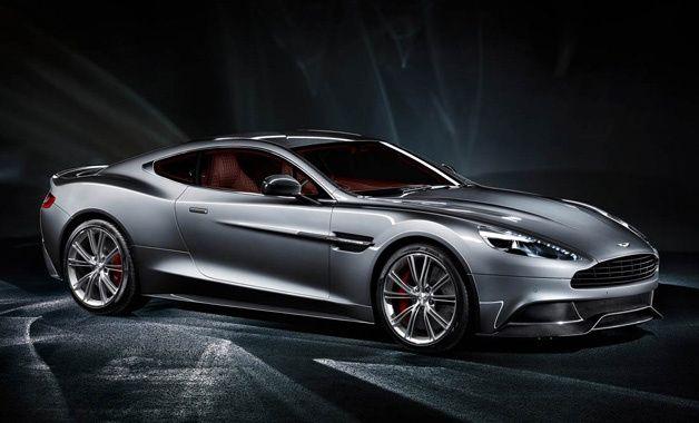 Les joyaux de la couronne Aston Martin
