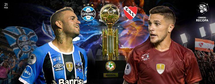 Recopa Sudamericana | Independiente va por otra Copa en Brasil  Imagen: Conmebol  Independiente campeón de la Copa Sudamericana visitará hoy a Gremio campeón de la Copa Libertadores en la ciudad brasileña de Porto Alegre por el partido de vuelta de la final de la Recopa Sudamericana que en la ida jugada en Avellaneda finalizó igualado en un tanto.  El Rojo visitará al Gaucho en el estadio Arena do Gremio en Porto Alegre este miércoles a partir de las 21.45 con el arbitraje del paraguayo…