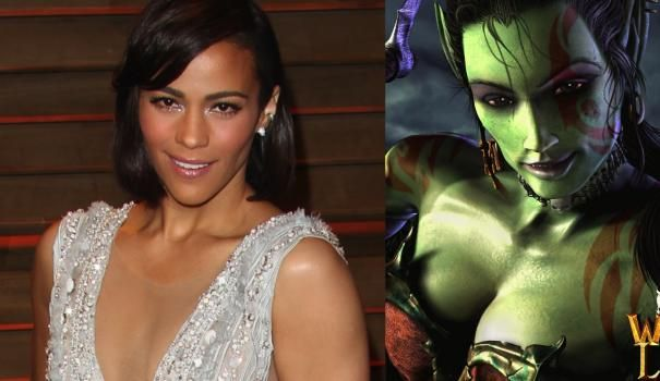 Garona (Paula Patton),,,,Caught between the Alliance and the Horde, Garona is a strong-willed survivor who must decide where her true loyalty lies.