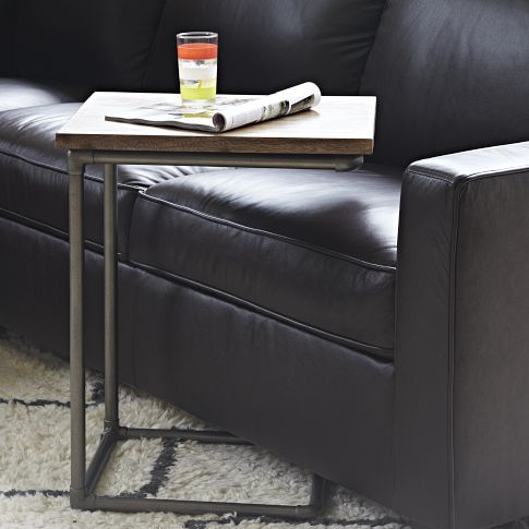 brill. Pipe Side Table | west elm