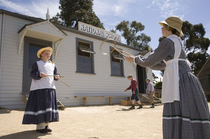 Did you attend Sovereign Hill's costume school program? We want to hear from you! We're putting together an exhibition at The Gold Museum of photos and memories to showcase our unique learning environment at an upcoming exhibition at the Gold Museum. http://www.sovereignhill.com.au/costume-school-memories/
