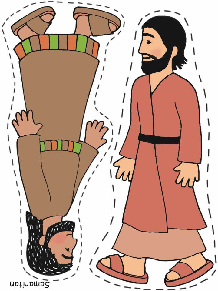 Selective image intended for printable bible characters
