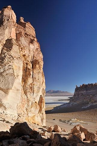 Salar de Tara, desierto de atacama