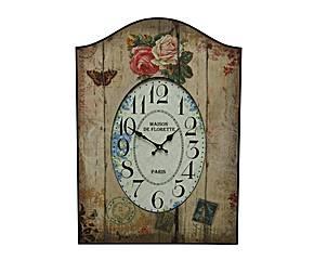 Reloj de pared Flor