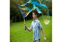 Large Size Bubble Sword Wand for Children Size:Diameter 43cm send with a bottle of bubble liquid Blo