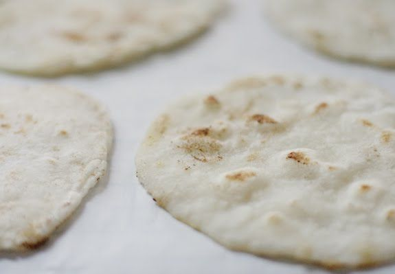 Gluten Free Flour Tortillas - i'm sorry, WHAT?! How did i not know about this?!