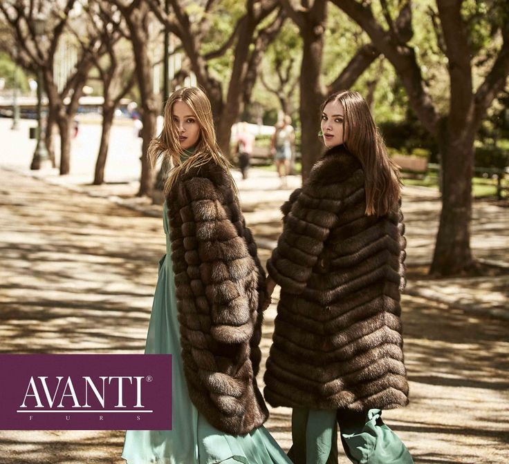 AVANTI FURS - MODEL:ALBERTINE SABLE JACKET with Leather detailsand belt   #avantifurs #fur #fashion #mink #luxury #musthave #мех #шуба #стиль #норка #зима #красота #мода #topfurexperts