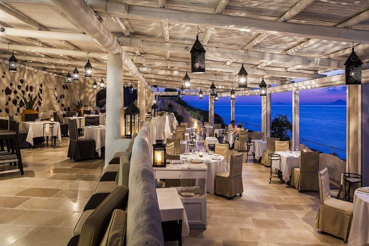 Therasia Resort Sea & Spa - Italy Cascading down... | Luxury Accommodations