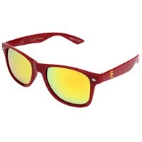 You'll need some shades for Game Day!! USC Trojans Cardinal Signature Series Reflective Sunglasses    #UltimateTailgate #Fanatics