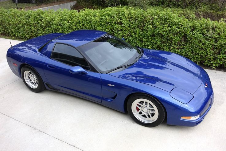 2002 Corvette Z06 / Corvette Tumblr